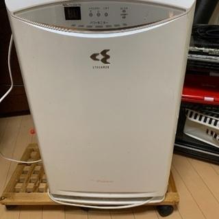 ダイキン  空気清浄機、加湿器