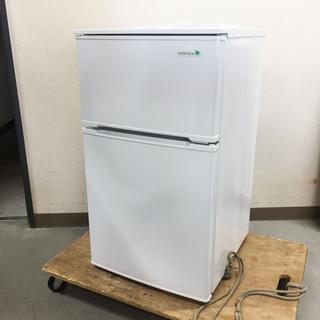 中古☆YAMADA 冷蔵庫 2018年製 90L