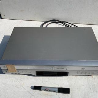 VTR一体型DVDビデオプレイヤー、ジャンク品