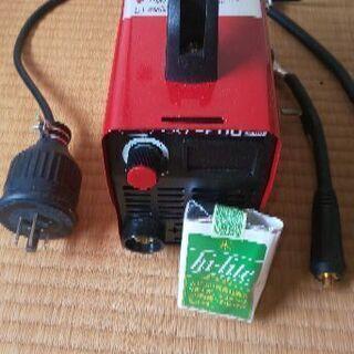 小型インバーター溶接機