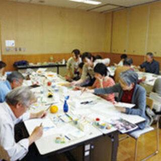 水彩画教室Pastel 桂教室(京都市西京区上桂)