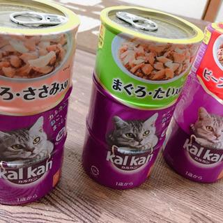 猫缶 カルカンセット