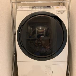 パナソニック NA-VX3300L ヒートポンプ方式 ドラム式洗濯機