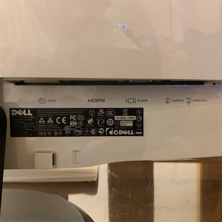 中古 Dell パソコンモニター