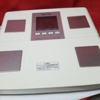 格安❇タニタ 体重計/体脂肪計