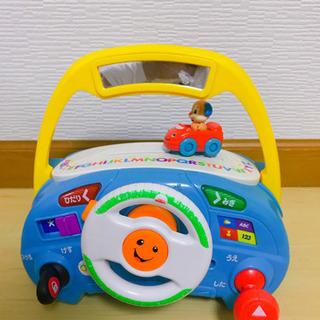 おもちゃ 車 ハンドル