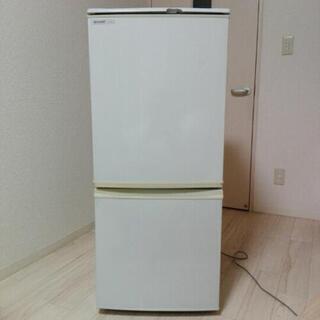 冷蔵庫 SHARP SJ-KR14 137L 2009年製