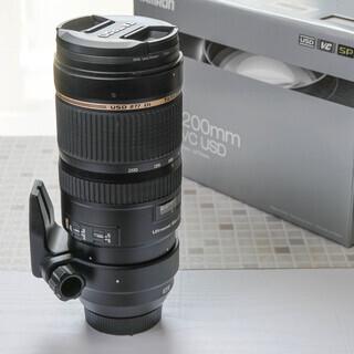Tamron タムロン SP 70-200 F2.8 Di VC...