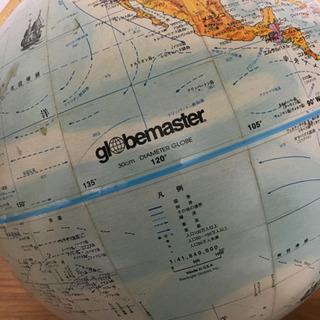 地球儀 globe master グローブマスター