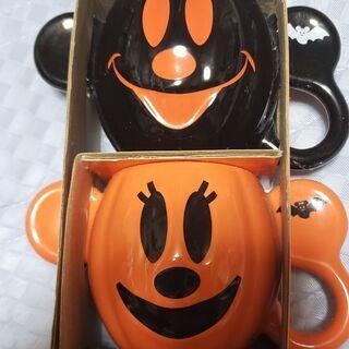 Disney ハロウィーンマグカップ