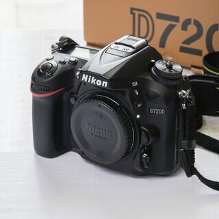 Nikon ニコン D7200 中古美品