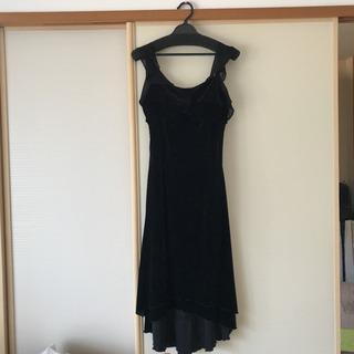 パーティ用ドレス 黒