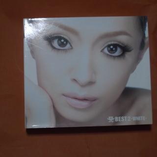 浜崎あゆみさんのBEST2-WHITE-(CD1枚DVD2枚)