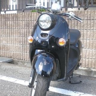 神戸市★明石市★SA26J 4サイクルビーノ★真っ黒でカッコイイ!