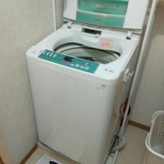 洗濯機 7キロ 人気の日立 ビートウォッシュ