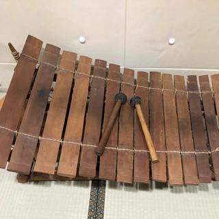 【引取りのみ】コギリ(バラフォン、ガーナの木琴)KAKRABA ...