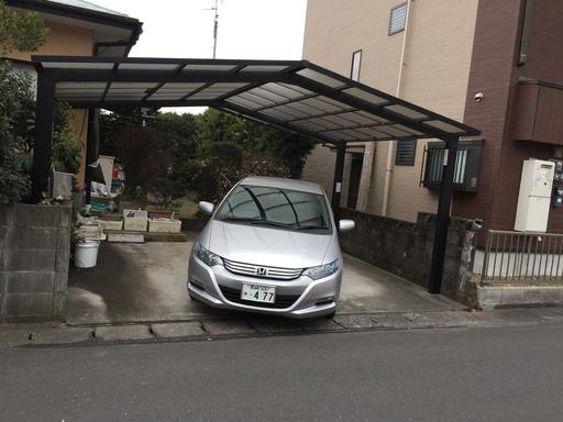 【 売り家 】