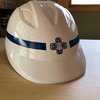 中学校のヘルメット