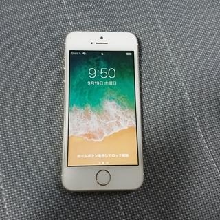 iPhone5s docomo 16GB ゴールド