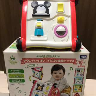 ミッキー&フレンズ  イタズラ家電ボックス