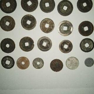 昔のコイン