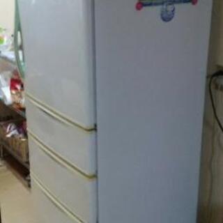 冷蔵庫 355L