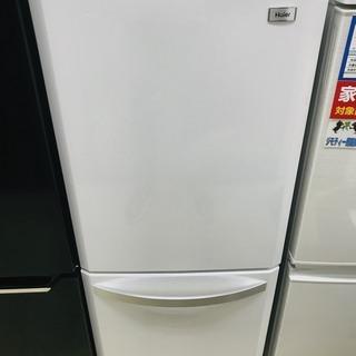 6ヶ月間動作保証付  2015年製 Haier 2ドア冷蔵庫【ト...