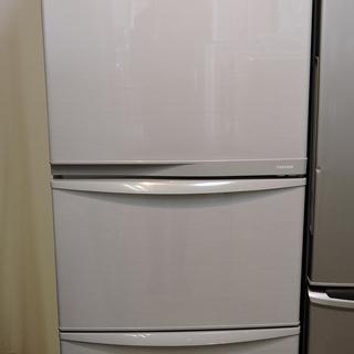 北大前! 札幌 引取 東芝 大型冷蔵庫 GR-E34N(S…