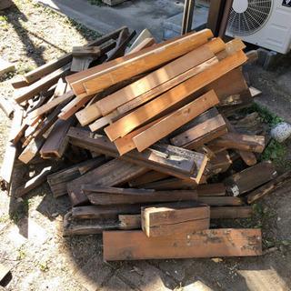 木材、種類は色々