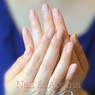 爪のトラブル・ジェルアレルギーで お困りの方