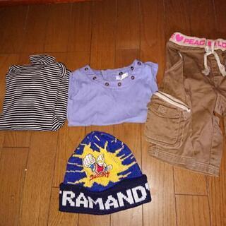 サイズ色々 子供服 セット