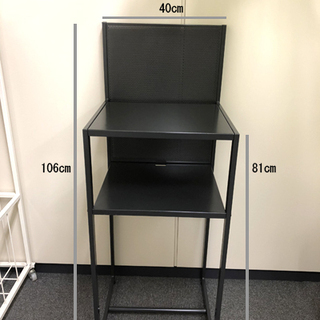 オフィス用ラック!受付♪飾り棚♪としても使えます。