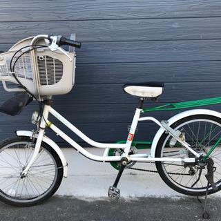子乗せ自転車 非電動 アサヒママフレンド