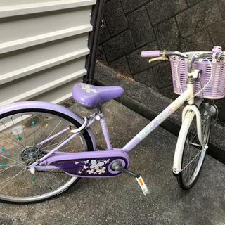女子24インチ自転車