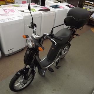 ヤマハ YAMAHA 電動原付スクーター 電動バイク 50cc ...