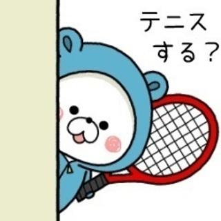 ★女:中級~男性:上級募集★【テニス】2019年10月13日(日...