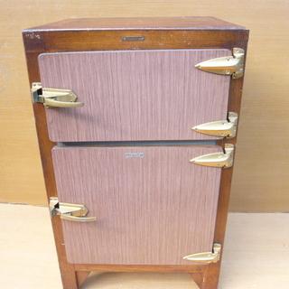 木製冷蔵庫・実用冷蔵庫