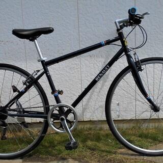 RENAULT 700X28C クロスバイク カスタム車