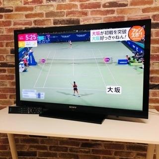 即日受渡可🙆♀️ SONY BRAVIA 40V型 液晶テレビ...