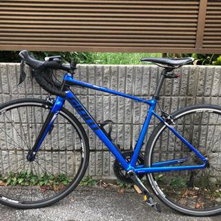 ロードバイク GIANT DEFY2 今月中に取引の方5万円でお...