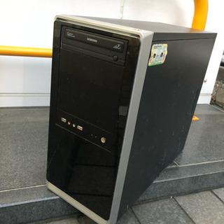 パソコン デスクトップ本体(取り引き中)