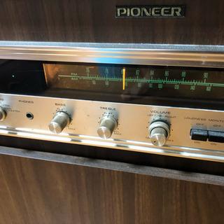 Pioneer レコードプレーヤー