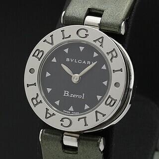 【再値下げしました】ビーゼロワン BZ22S 黒文字盤 純正ベル...
