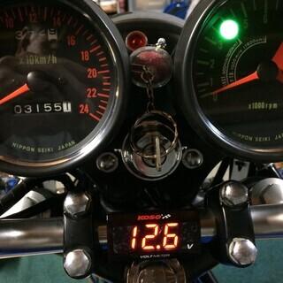 🏍レストア kawasaki マッハ750ssブルーレインボー2Stサウンド【買取のアールワン】 - バイク