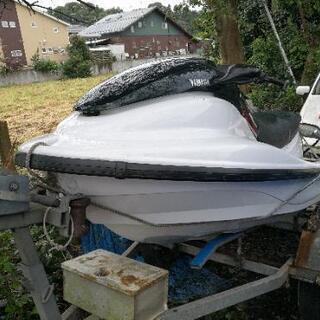 水上バイク  ヤマハ  XL800  マリンジェット