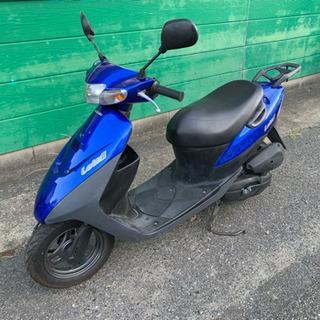 レッツ2 スクーター タイヤ新品 原付 不具合無し 美車 即乗り可能