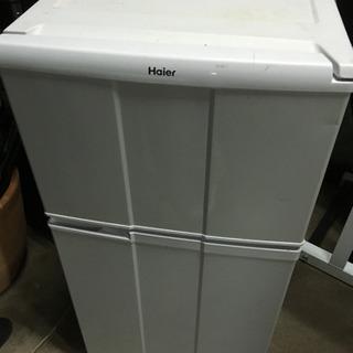 冷蔵庫 Haier製 2012年製