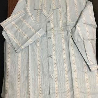 【新品未使用  タグ無し】メンズ長袖パジャマ  LLサイズ