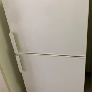 無印 ノンフロン冷蔵庫 AMJ-14D-1(137L)