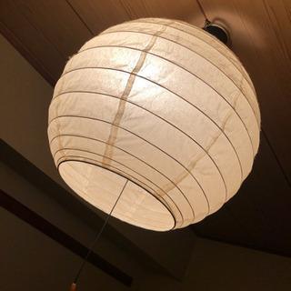 ☆ 和室に似合う 照明  取りにきていただける方 ☆
